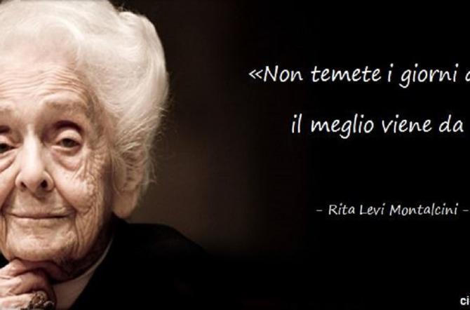 Accadde Oggi Nasce Rita Levi Montalcini Leggiamo Le Sue Piu