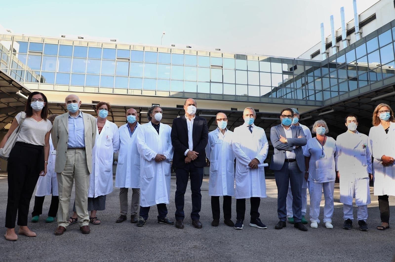 Vaccino Covid, sperimentazione partita nel Lazio: donna la prima
