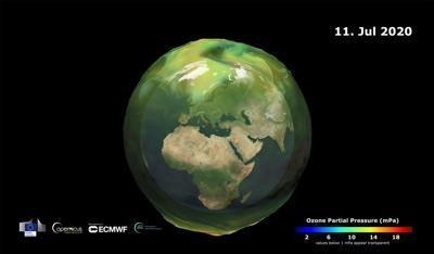 Clima: buco dell'ozono, raggiunta massima estensione