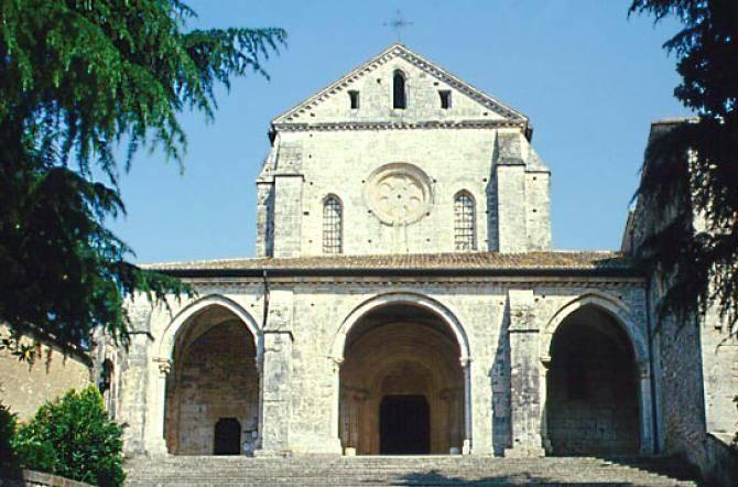 Le opere dell'archeologo Eugenio Maria Beranger donate all'abbazia di Casamari