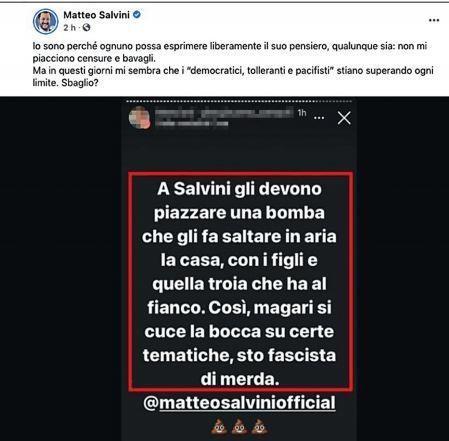 Salvini in aula bunker a Catania