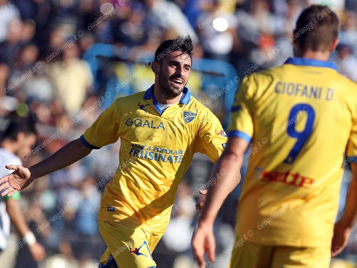 Serie B Cesena-Frosinone 1-1: Mokulu risponde a Cocco nel finale