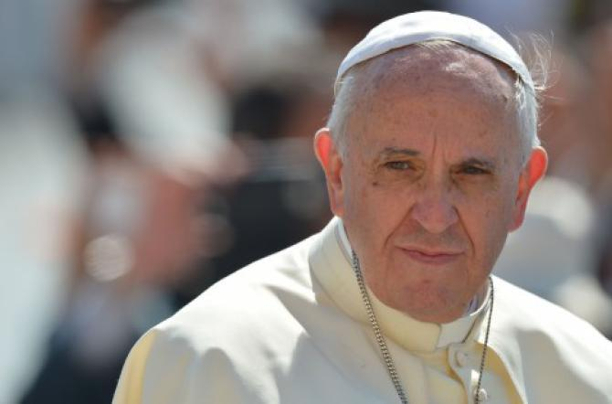 Il giovedì santo di Papa Francesco: