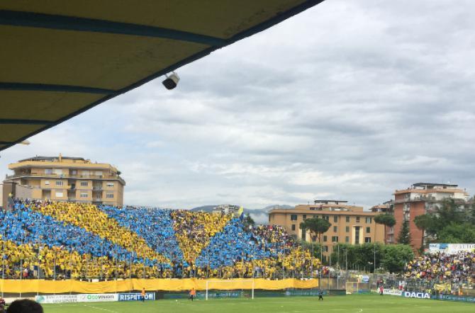 Video gol highlights Carpi-Frosinone 0-0: tutto rimandato a lunedì