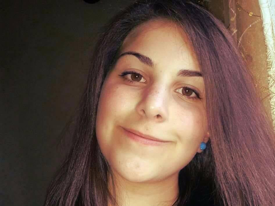E' scomparsa Sonia Veglianti, 18enne di Collepardo