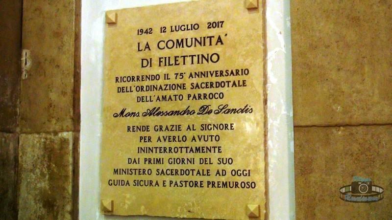Don Alessandro De Sanctis Muore Nel Giorno Del Suo