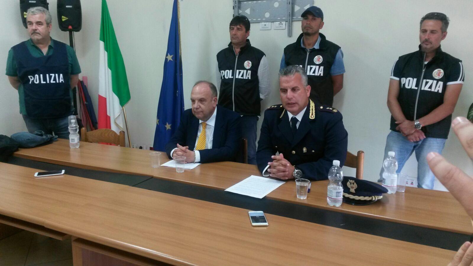 Cassino. Racket autolavaggi, 8 arresti