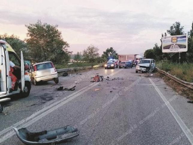 Monteroni e Melendugno, incidenti: morti un 20enne di Castrì e una 25enne