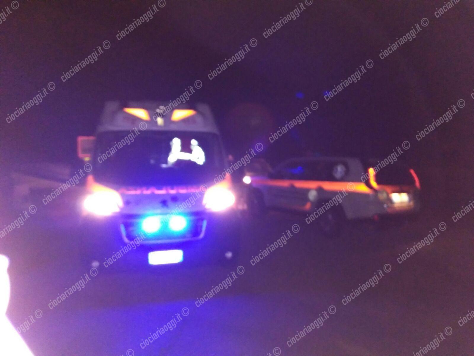 Prostituta di Nettuno trovata morta in strada a Prossedi: indagano i carabinieri