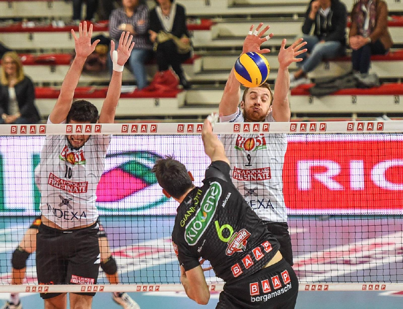 Volley - A Sora nel week-end il quadrangolare