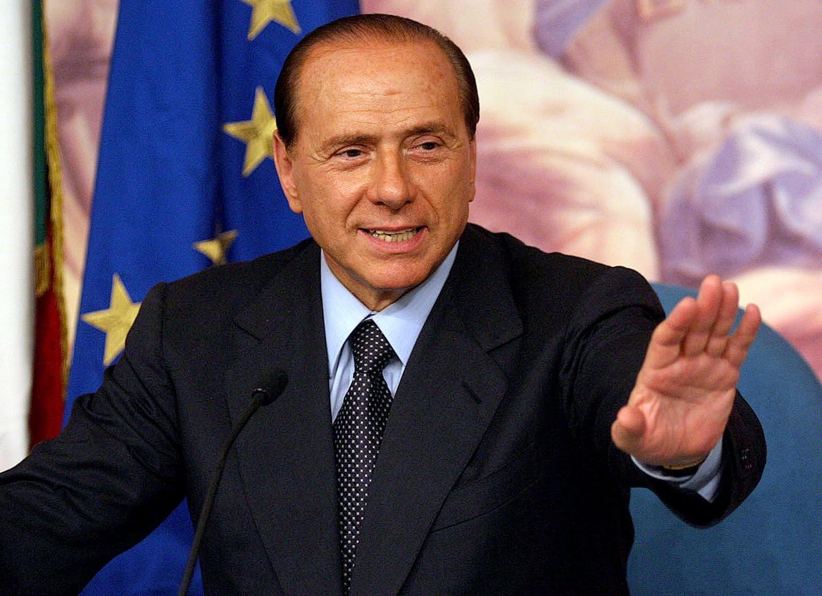 Berlusconi: «Programma è sempre meno tasse e più lavoro»