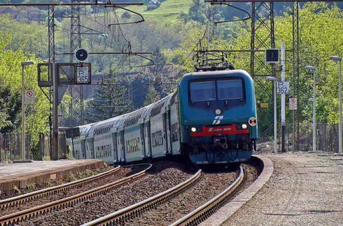 40enne muore investito da un treno a Santa Flavia
