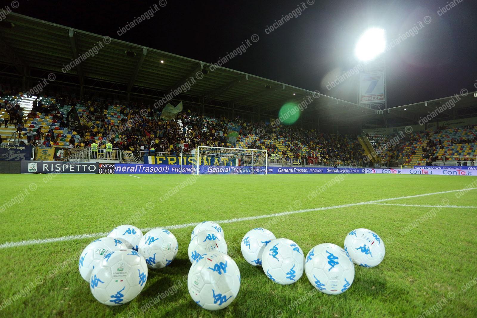 Frosinone-Cremonese 0-0: i grigiorossi strappano il punto allo Stirpe