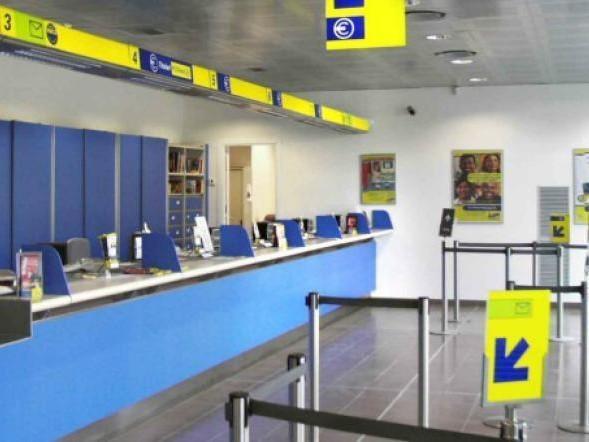 Ufficio Retro Verso : Furto all ufficio postale ingente il bottino portato via dai