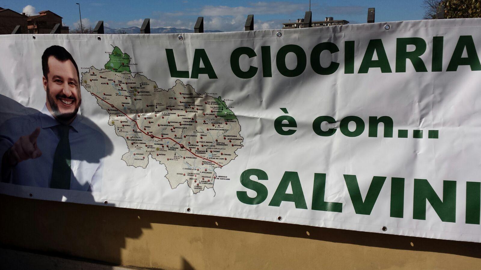 La Lega Salvini sannit perde il responsabile alla cultura
