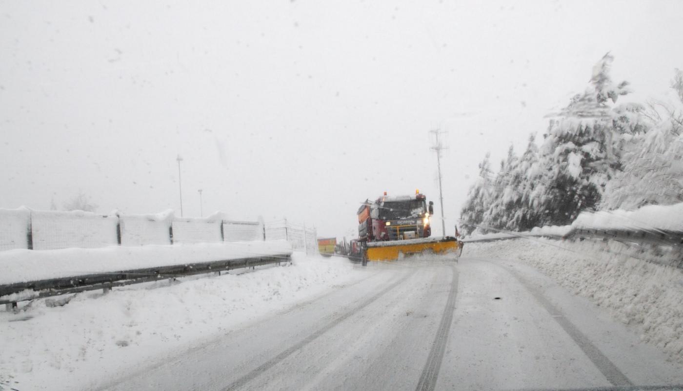 Freddo e maltempo, al Nord arriva la neve in Pianura