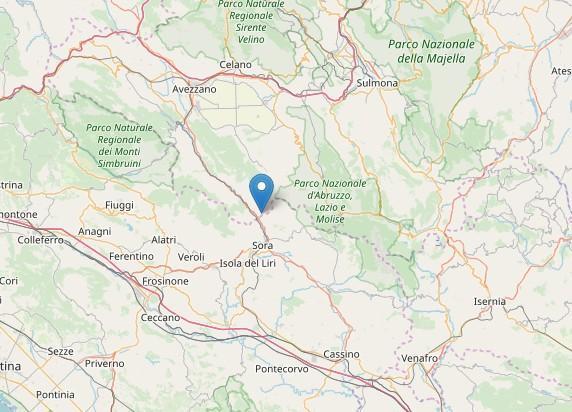 Terremoto oggi L'Aquila 7 novembre 2019: le informazioni su magnitudo ed epicentro
