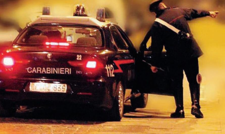 Ladri in azione in due villette: messi in fuga dai carabinieri - ciociariaoggi.it