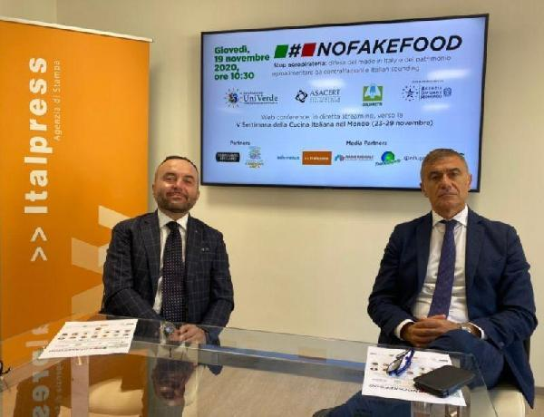 Lotta all'agropirateria, #NoFakeFood per difendere il Made in Italy