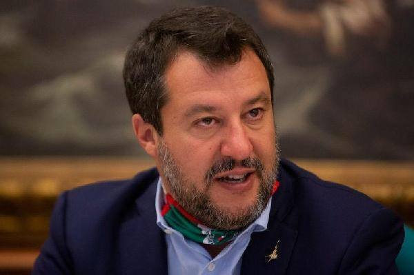 Recovery fund, Salvini