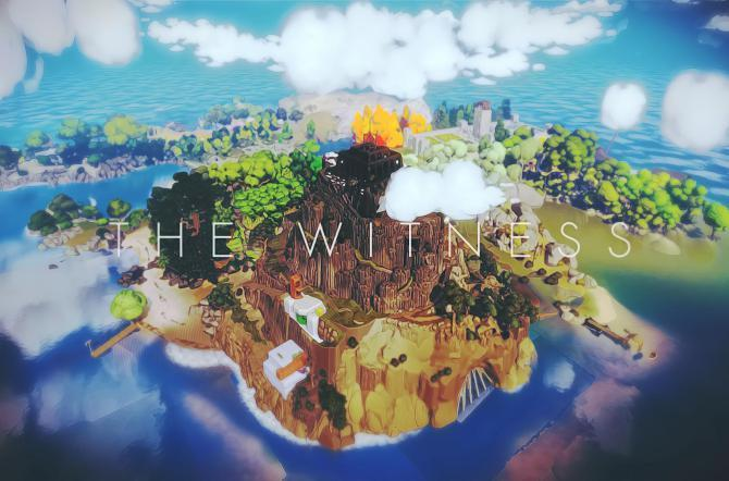Puzzle Games: The Witness