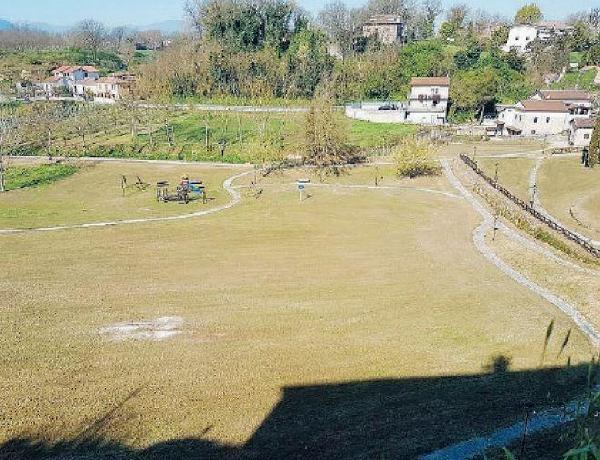 Il parco del vallone di Aquino è un'area verde unica