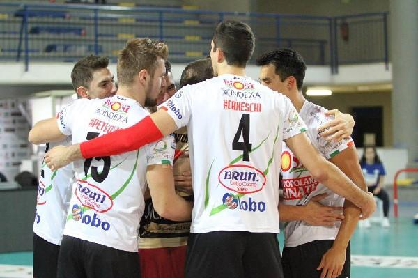 Volley Superlega - Biosì Indexa  combatte, Verona acciuffa tre punti