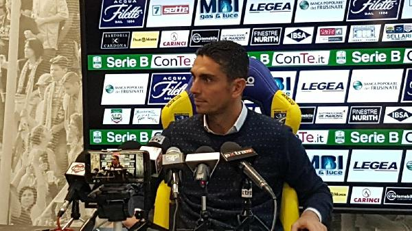 Sabato Frosinone vs Carpi, Longo: