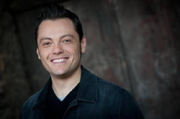 La pop star Tiziano Ferro