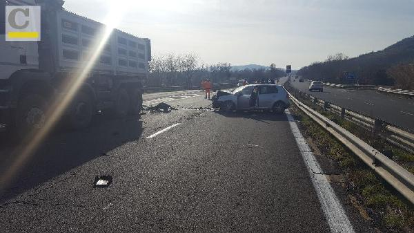 Le foto dell'incidente
