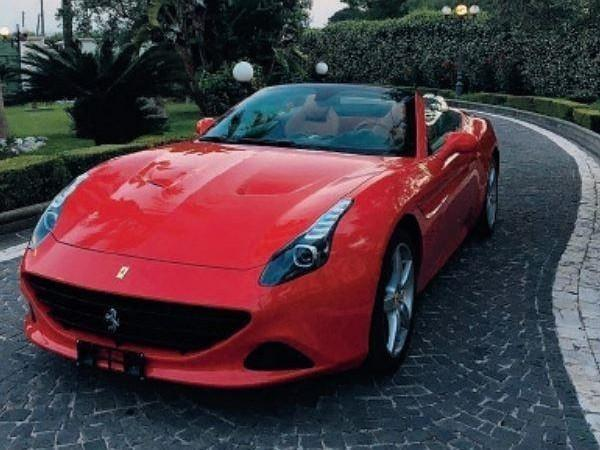 Una Ferrari California