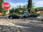 Spaventoso incidente, traffico in tilt e soccorsi all'opera