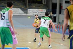 Basket C SIlver - Scuba Frosinone reginetta del girone salvezza